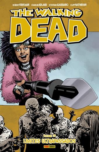 The Walking Dead: Limites Ultrapassados - Vol. 29 (Português) Capa Comum – 30 abr 2020