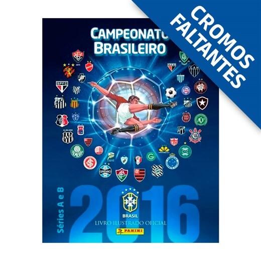 Panini Campeonato Brasileiro: Campeonato Brasileiro 2016