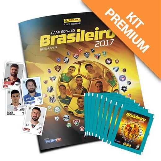 Panini Campeonato Brasileiro: Campeonato Brasileiro 2017