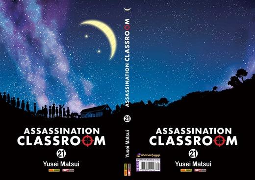 Assassination Classroom - Edição 21