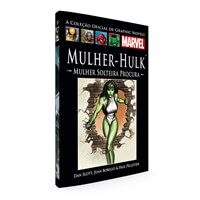 Mulher-Hulk - Mulher Solteira Procura
