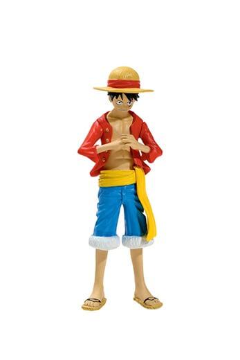766d37b2cd8dc Monkey D. Luffy - O Capitão Do Bando Do Chapéu De Palha