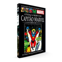 A Vida E A Morte Do Capitão Marvel - Parte 1