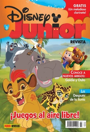 Disney Junior Revista 3
